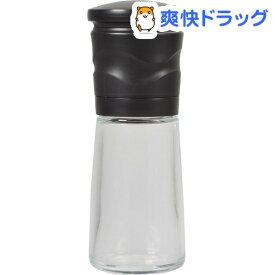 京セラ ファインキッチンシリーズ セラミックミル ペッパー・結晶塩用 CM-15N-BK ブラック(1コ入)【京セラ ファインキッチン】