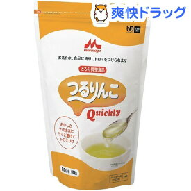 つるりんこ クイックリー とろみ調整食品(800g)