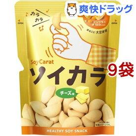 ソイカラ チーズ味(27g*9コ)【ソイカラ】
