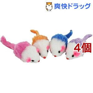 ループ・ライトレーベル ミニマウス(1コ入*4コセット)