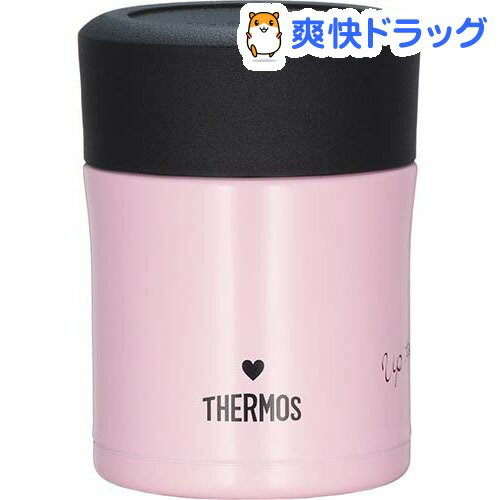 サーモス 真空断熱スープジャー スイートピンク 0.3L JBJ-303G SEP(1コ入)【サーモス(THERMOS)】