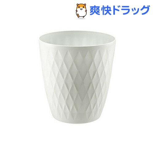 キンバリー 鉢カバー 6号 ホワイト(1コ入)【キンバリー】
