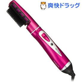コイズミ マイナスイオンカーリングドライヤー ピンク KDD-0051/P(1台)【コイズミ】