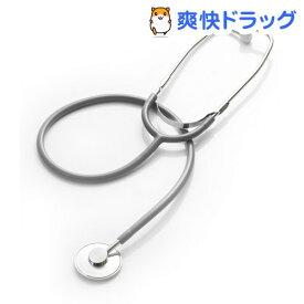 フォーカル シングルヘッド聴診器 FC-200 グレー(1コ入)【フォーカル】
