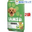 アイムス 成犬用 健康維持用 チキン 小粒(12kg*2コセット)【IAMS1120_chkn05】【アイムス】[ドッグフード ドライ アイ…