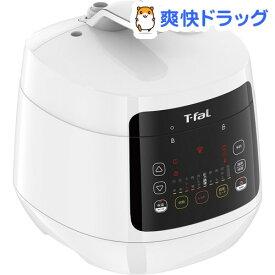 ティファール ラクラ・クッカー コンパクト電気圧力鍋 CY3501JP(1台)【ティファール(T-fal)】