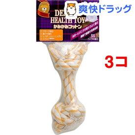 かみかみコットン バニラの香り SSサイズ(1本入*3コセット)【かみかみコットン】