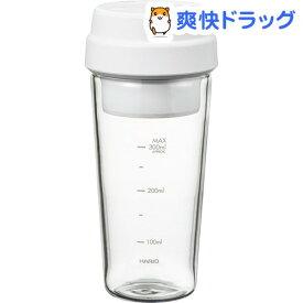 ハリオ 電動スムージーメーカー ホワイト ESJ-300-W(1個)【ハリオ(HARIO)】