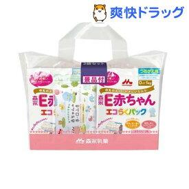 E赤ちゃん エコらくパック つめかえ用 2箱セット 手口ふき付き(1セット)【E赤ちゃん】