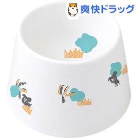 食べやすい陶製食器 犬水用(1コ入)【マルカン(ペット)】