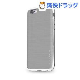 b407ee7c01 モトモ iPhone6s/6 インフィニティクローム グレーシルバー MT6955iP6S(1コ入)【モトモ