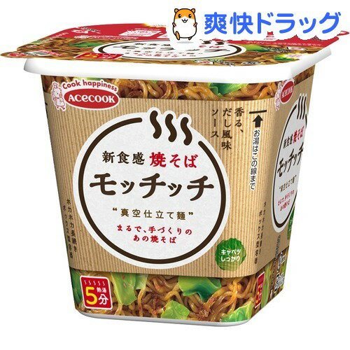 焼そばモッチッチ(1コ入)