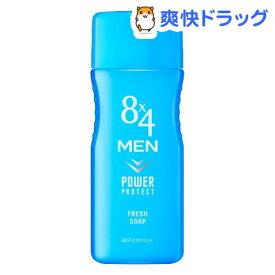 8x4(エイトフォー) メン リフレッシュウォーター フレッシュソープ(160mL)【8x4 MEN(エイトフォー メン)】