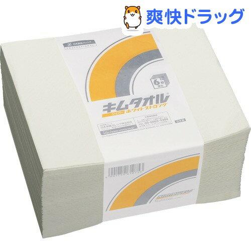 業務用 キムタオル ホワイト 4つ折り ストロング 6プライ(40枚入)【キムタオル】