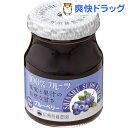 信州須藤農園 100%フルーツ ブルーベリー(190g)【信州須藤農園】