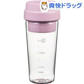 ハリオ 電動スムージーメーカー ピンク ESJ-300-PR(1個)【ハリオ(HARIO)】