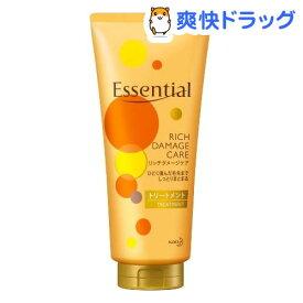 エッセンシャル リッチダメージケア トリートメント(180g)【esbsc】【エッセンシャル(Essential)】