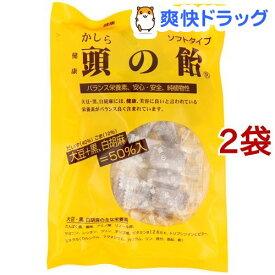 健康 頭の飴(かしらの飴) ソフトタイプ(90g*2コセット)