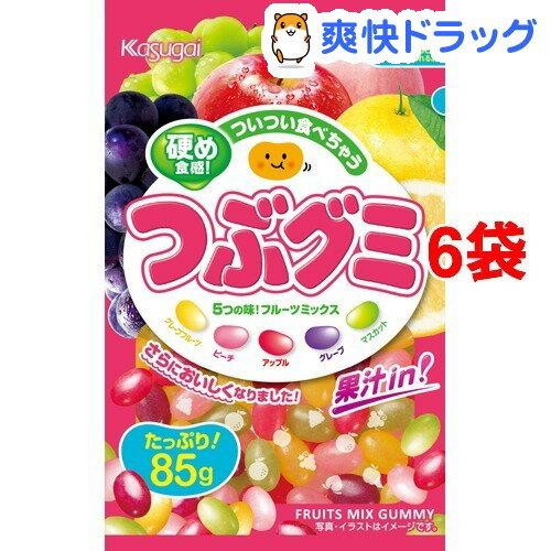 春日井製菓つぶグミ