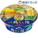 麺ごこち 糖質50%オフ 芳醇鶏だし塩ラーメン(1コ入)