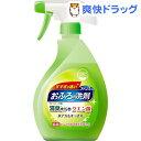 ファンス おふろの洗剤 消臭+クエン酸 グリーンハーブの香り 本体(380mL)【ファンス】