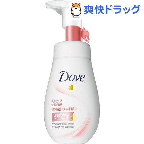 ダヴ クリアリニュークリーミー泡洗顔料(160mL)【unili3d399】【ダヴ(Dove)】