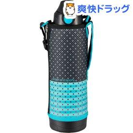 タイガー ステンレスボトル サハラ 1.0L ブラックドット MBO-H100 KT(1コ)【タイガー(TIGER)】