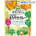 グーグーキッチン 10種の野菜のまろやかカレー 12ヶ月頃〜(100g)【グーグーキッチン】[ベビー用品]