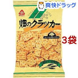 サンコー 畑のクラッカー(135g*3コセット)
