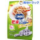 コンボ 肥満が気になる猫用 まぐろ味・かつお節・小魚添え(140g*5袋入)【コンボ(COMBO)】[キャットフード]