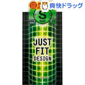 コンドーム ジャストフィットS(12コ入)【ジャストフィット】[避妊具]