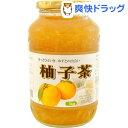 おいしい柚子茶(ゆず茶) ゆず50%含有(1kg)[ゆず茶 柚子茶 ジャム]