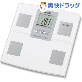 タニタ 体組成計 ホワイト BC-705N-WH(1台)【タニタ(TANITA)】