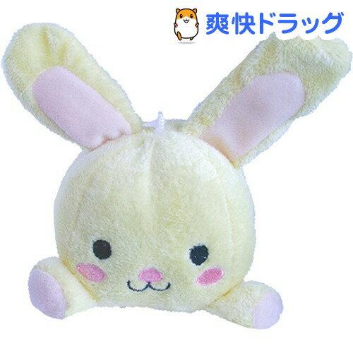 SC ふわふわボール ウサギ FA-61(1コ入)【スーパーキャット】