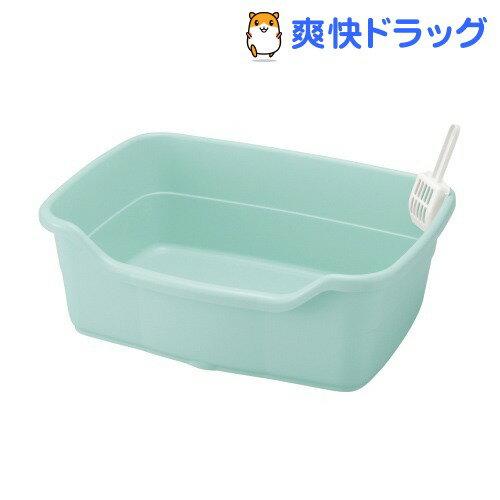 リッチェル コロル ネコトイレ F60 ライトブルー(1コ入)【コロル】