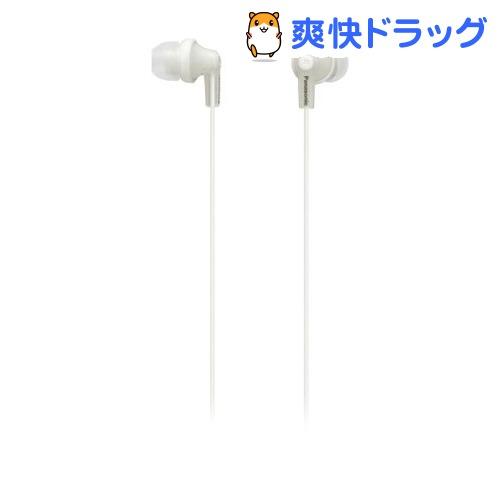 ステレオインサイドホン ホワイト RP-HJE150-W(1コ入)