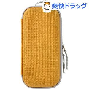 Digio2 Switch Lite用 プロテクトケース スリムタイプ オレンジ SZC-SWL07DD(1個)【Digio2】