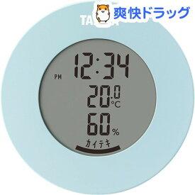 タニタ デジタル温湿度計 TT-585BL(1個)【タニタ(TANITA)】