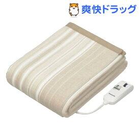 パナソニック 電気かけしき毛布 シングルMサイズ ベージュ DB-R31M-C(1枚入)【atk_m4】