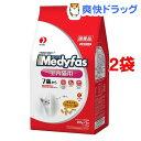 メディファス 室内猫用高齢猫用 チキン&フィッシュ味(280g*5袋入*2コセット)【メディファス】[キャットフード ウェッ…