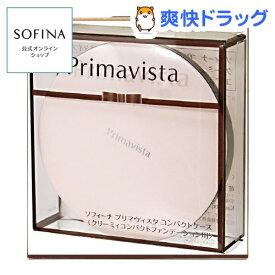 プリマヴィスタ クリーミィコンパクトファンデーションケース(1コ入)【プリマヴィスタ(Primavista)】