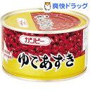 カンピー ゆであずき(400g)【カンピー】[缶詰]