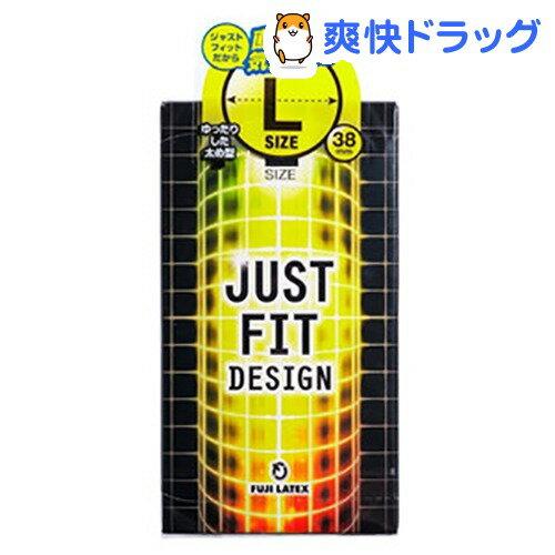 コンドーム/ジャストフィットL ラージ(12コ入)【ジャストフィット】