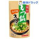 ダイショー 博多もつ鍋スープ みそ味(750g)[もつ鍋]
