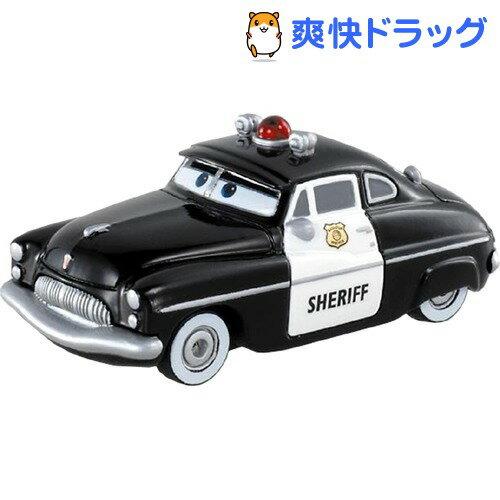 カーズ・トミカ C-9 シェリフ スタンダードタイプ(1コ入)【カーズ・トミカ】