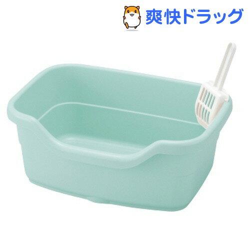 リッチェル コロル ネコトイレ F40 ライトブルー(1コ入)【コロル】