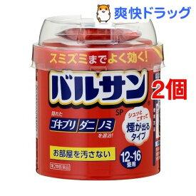 【第2類医薬品】バルサン 12〜16畳用(40g*2個セット)【バルサン】