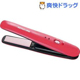 コイズミ コードレスストレートアイロン ピンク KHS-8620/P(1台)【コイズミ】