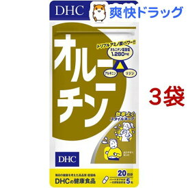DHC オルニチン 20日分(100粒*3コセット)【DHC サプリメント】