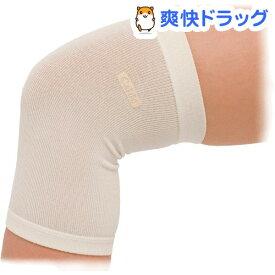 カルド 綿シルクサポーター ひざ Mサイズ 弱(1枚入)【カルド】